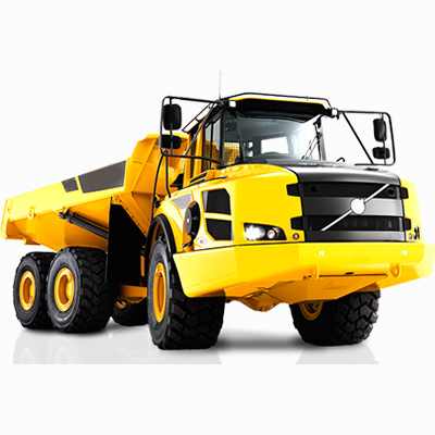 hydraulic equipment on trucks